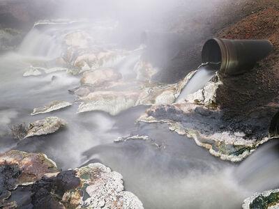 Lucas Foglia, 'Produced Water, Hamilton Dome Oil Field, Owl Creek, Wyoming', 2013