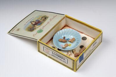 Richard Shaw, 'Cigar Box with Blue Bowl', 2015