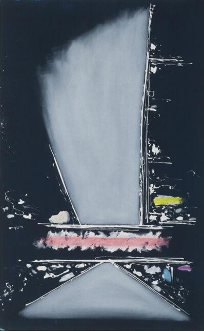 Dan Christensen, 'Japan Blue', 2001