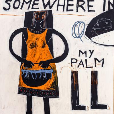 Vahe Berberian, 'Somewhere In My Palm', 2014