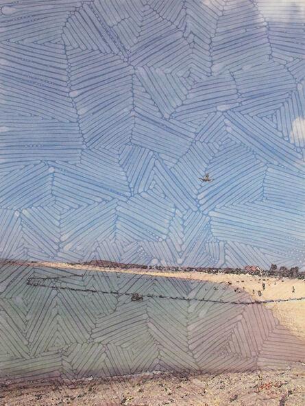 Ren Zhitian, 'Seaside in Okinawa', 2013