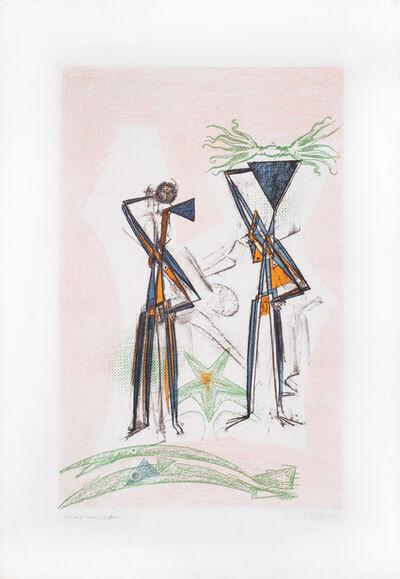 Max Ernst, 'L'Etoile de Mer', 1950