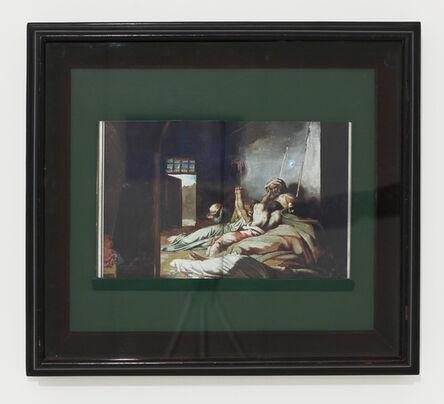 Donato Piccolo, 'Sognando Géricault', 2018