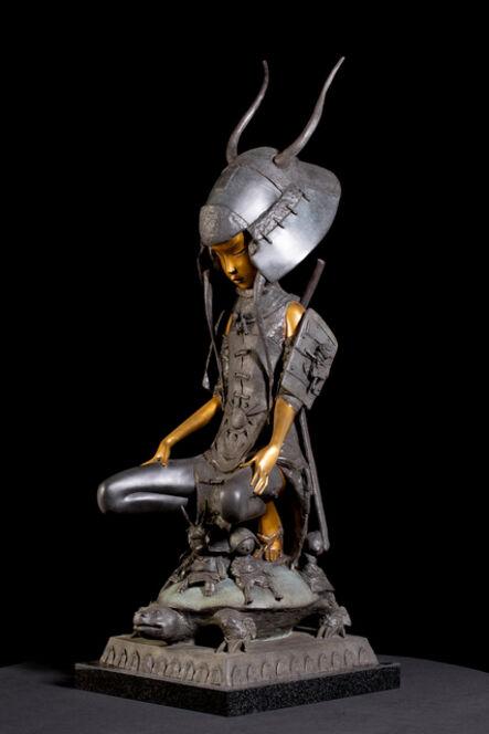 Andrey Ostashov, 'Throne of Light Warriors', 2020