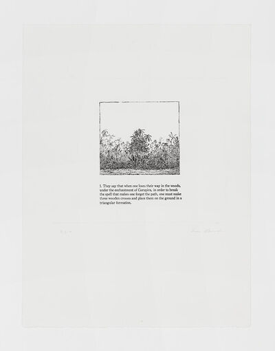 Lucas Arruda, 'Untitled', 2018