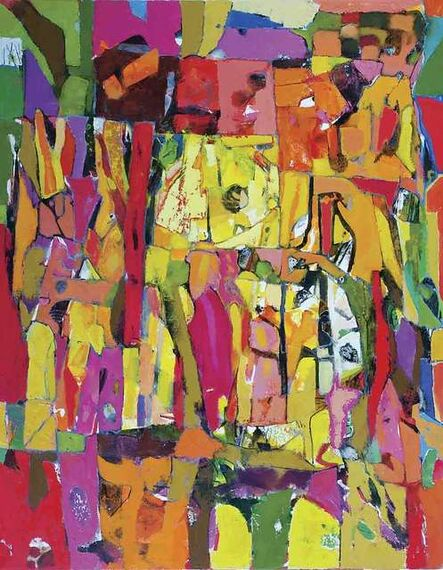 Derek Balmer, 'October Approaches', 2015