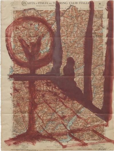 Julian Schnabel, 'Arta D'Italia del Touring Club Italiano', 1983