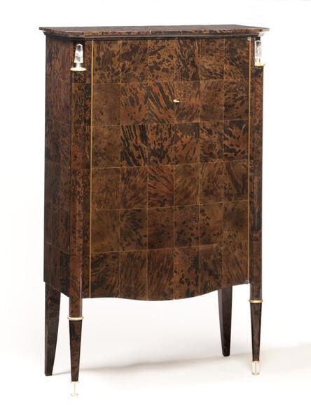 Maison Leleu, 'Rare Cabinet', ca. 1957