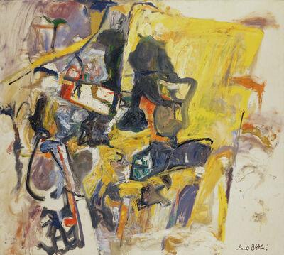 Paul Burlin, 'Scepter', 1959