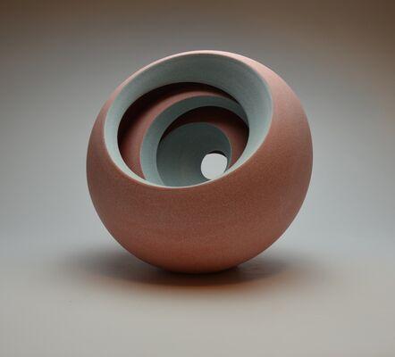 Matthew Chambers, 'Eclipse Pink and Blue', 2021