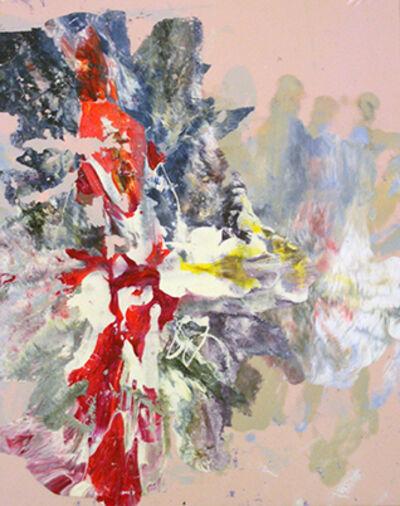 Melissa Dickenson, 'Pink Reverb', 2014
