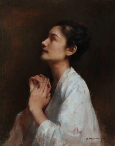 Kexin Di, 'Mulan's Pray', 2018
