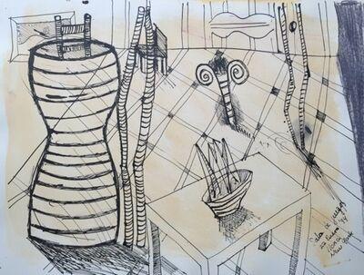 Ramiro Llona, 'Sala de Juegos', 1994