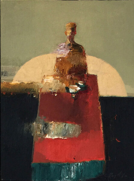 Danny McCaw, 'Red Table', 2015