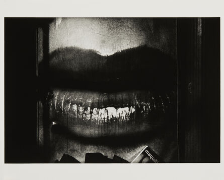 Daido Moriyama, 'Lips', 2012/printed later