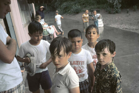 Vivian Maier, 'Group of Children (VM1967K05654)', 1967