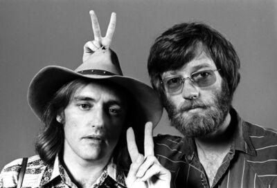 Harry Benson, 'Easy Rider #1: Dennis Hopper and Peter Fonda', 1969
