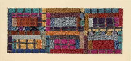Ottavio Missoni, 'No. 3, Rectangles', ca. 1980