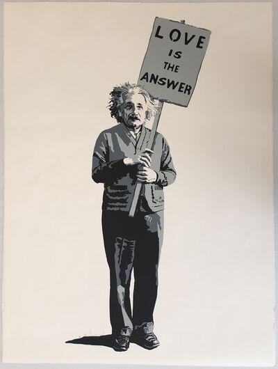 Mr. Brainwash, 'Love is the Answer', 2009