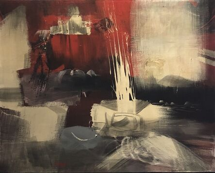 Alejandro Obregón, 'Volcán No 5 ', 1960