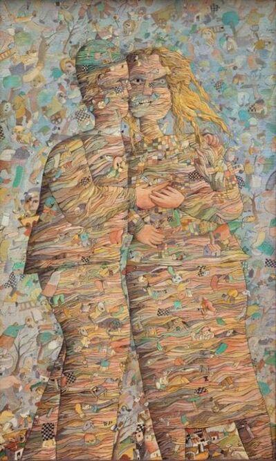 José Gurvich, 'Pareja Cósmica', 1966