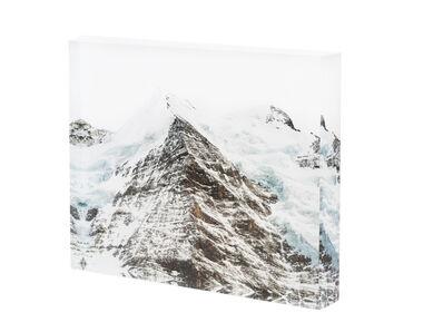 Renate Aller, 'Swiss Alps, March 2015'