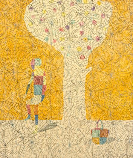 Stephen Chambers RA, 'Boy/Fruit Tree II', 2005