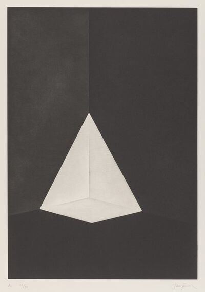 James Turrell, 'B2, from First Light Series', 1989