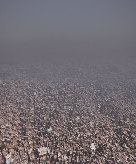 Ahmed Mater, 'From the Real to the Symbolic City', 2012