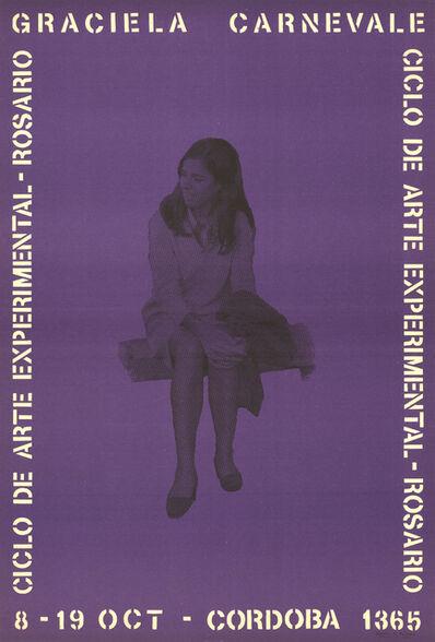 Graciela Carnevale, 'El encierro (Confinement) ', 1968