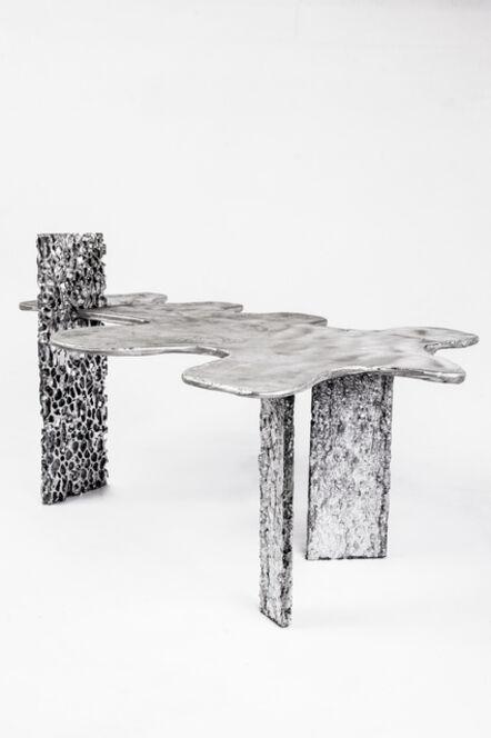Chris Wolston, 'Foam Coffee Table 1', 2016