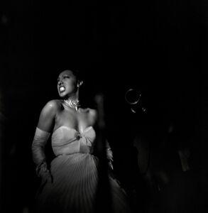 Eve Arnold, 'Josephine Baker in Harlem. New York City, USA.', 1950