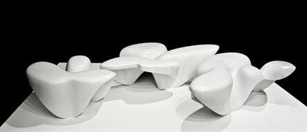 Zaha Hadid, 'Mercuric Set', 2013