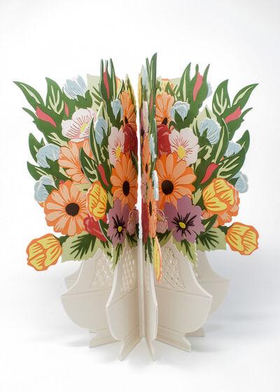 Janice Jakielski, 'Sevres Flower Bowl Book', 3800