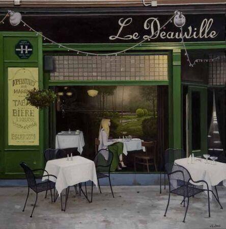 Juan Luis Jardi, 'Le Deauville', 2017