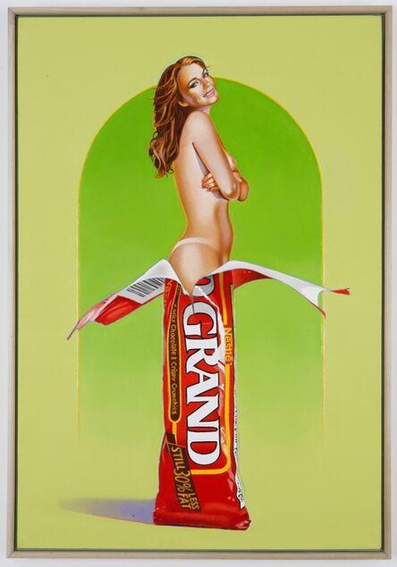 Mel Ramos, '100 Grand', 2012