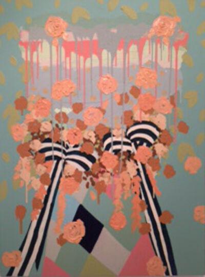 Ana Rodriguez, 'Untitled 12 (Orange)', 2017