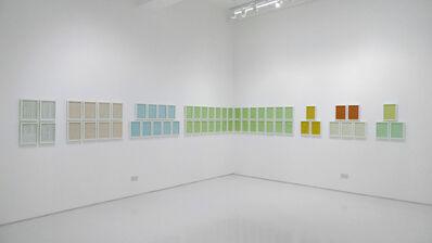 Geng Jianyi, 'Family-Exhibition Profiles', 2000