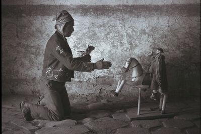 Flor Garduño, 'El Rayo, Bolivia', 1990