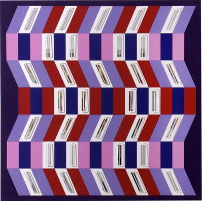 Juvenal Ravelo, 'Fragmentación de la luz y el color', 2014