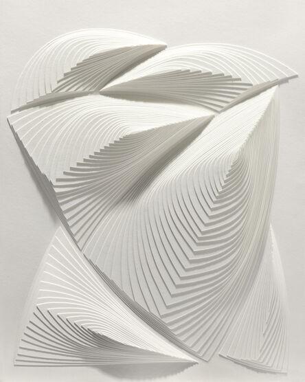 Elizabeth Gregory-Gruen, 'White Freeform - Out', 2014