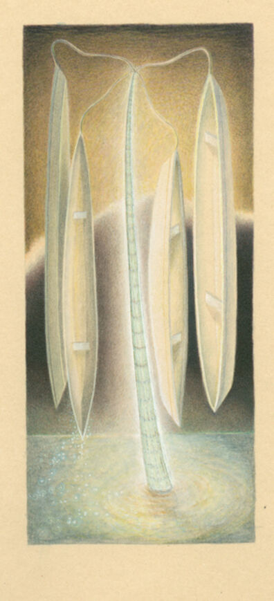 Christina Haglid, 'Low Cloud', 2001