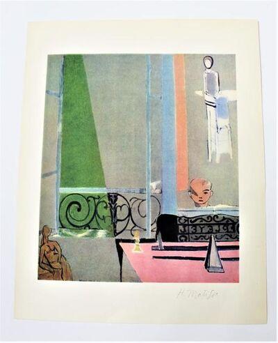 Henri Matisse, 'The Piano Lesson', 1948