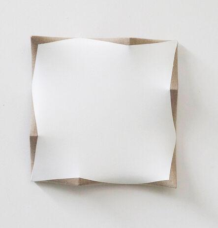 Jan Maarten Voskuil, 'Squeezed Square in Thirds #20', 2014
