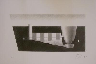 """Tadao Ando, '""""The Theater in the Rock, Oya I""""', 1998"""