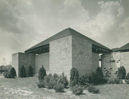 Louis Kahn, 'Jewish Community Center', 1954-1959