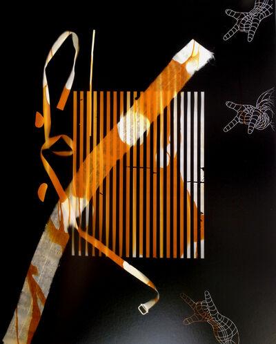 Fabian Marti, 'Tangerine kanara', 2014
