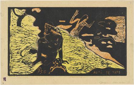 Paul Gauguin, 'Auti te Pape (Women at the River)', 1894/1895
