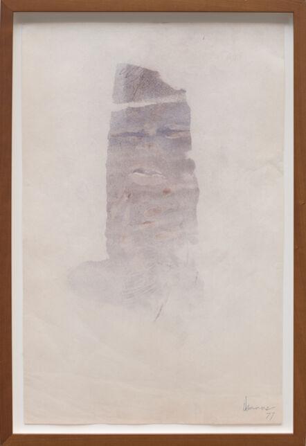 David Hammons, 'Body Print', 1977