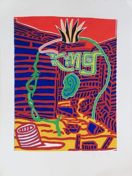 Boris Nzebo, 'Untitled (Prince de Ville 3 series)', 2016